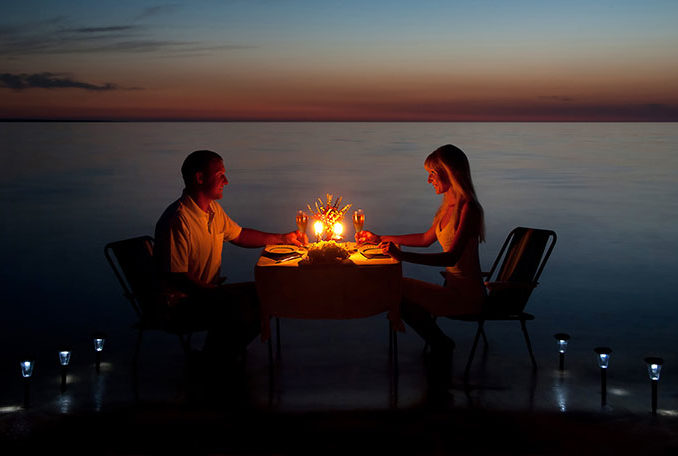 date with someone