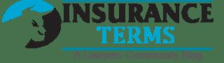 Insurance Terms Blog